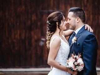 La boda de Isaac y Noemí