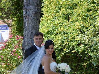 La boda de César y Mihaela 1