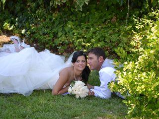La boda de César y Mihaela 3