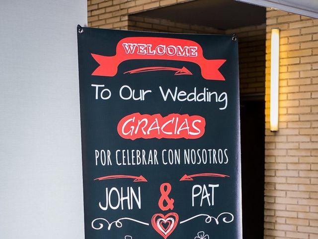 La boda de John y Patricia en Zaragoza, Zaragoza 43