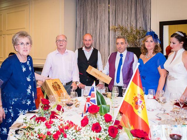 La boda de John y Patricia en Zaragoza, Zaragoza 52