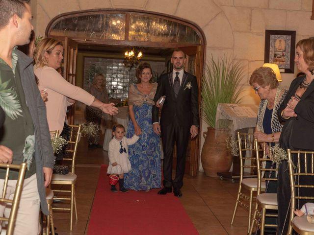 La boda de David y Ángela en Elx/elche, Alicante 8