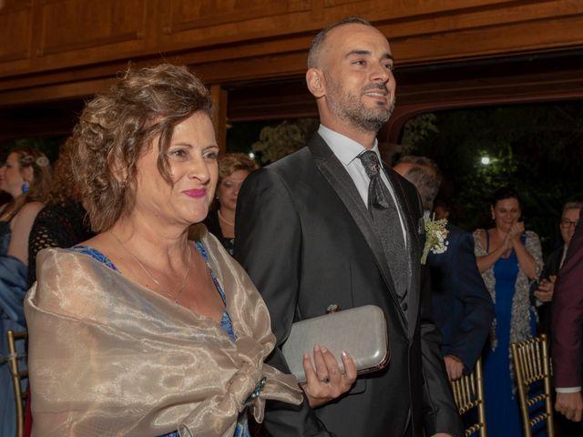 La boda de David y Ángela en Elx/elche, Alicante 11