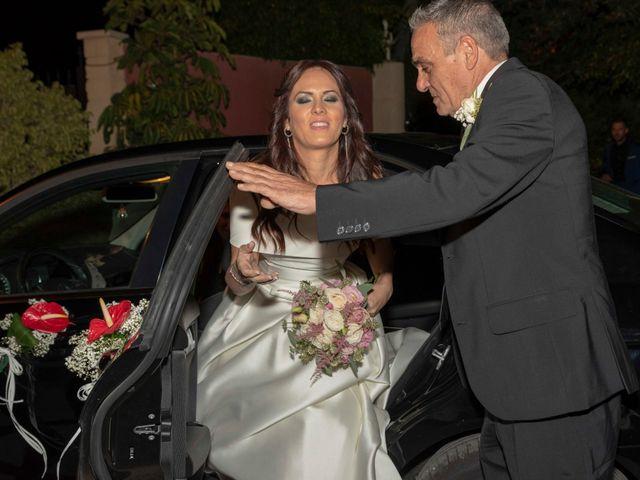 La boda de David y Ángela en Elx/elche, Alicante 12