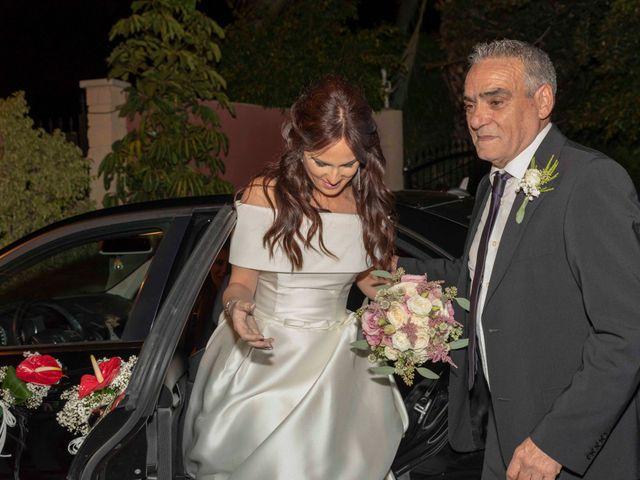 La boda de David y Ángela en Elx/elche, Alicante 13