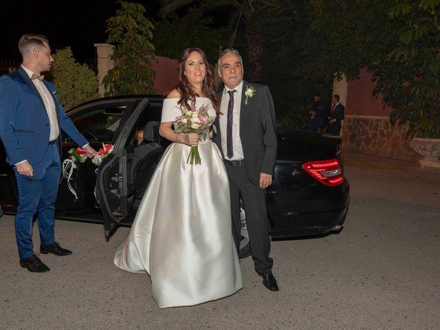 La boda de David y Ángela en Elx/elche, Alicante 14