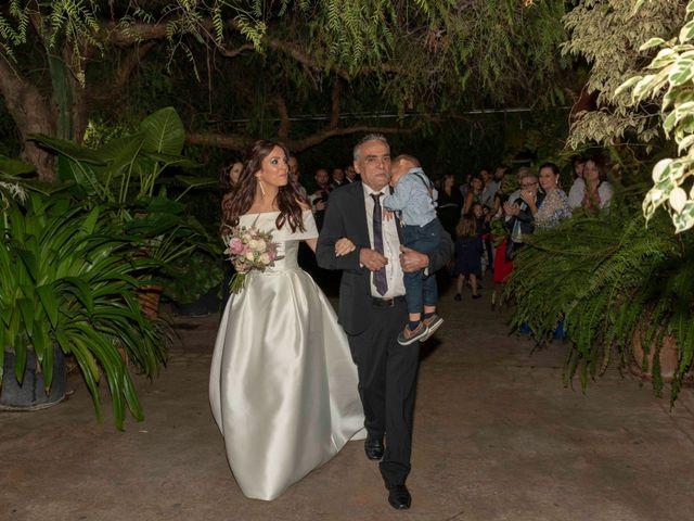 La boda de David y Ángela en Elx/elche, Alicante 16