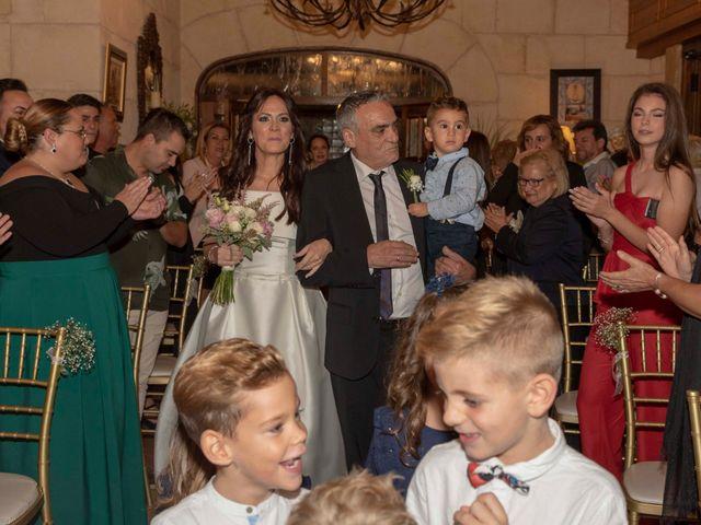 La boda de David y Ángela en Elx/elche, Alicante 17