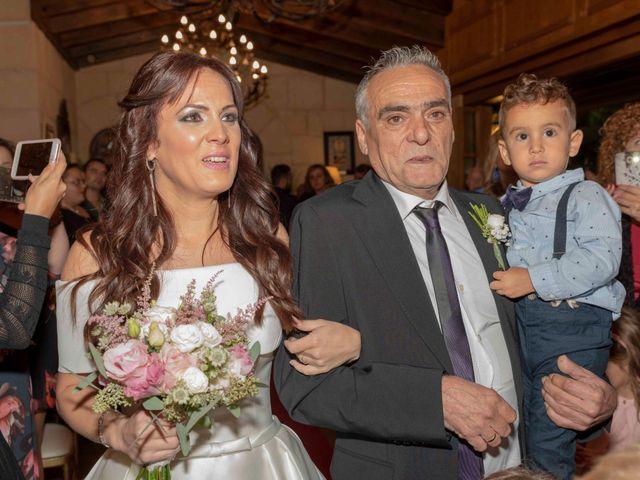 La boda de David y Ángela en Elx/elche, Alicante 18