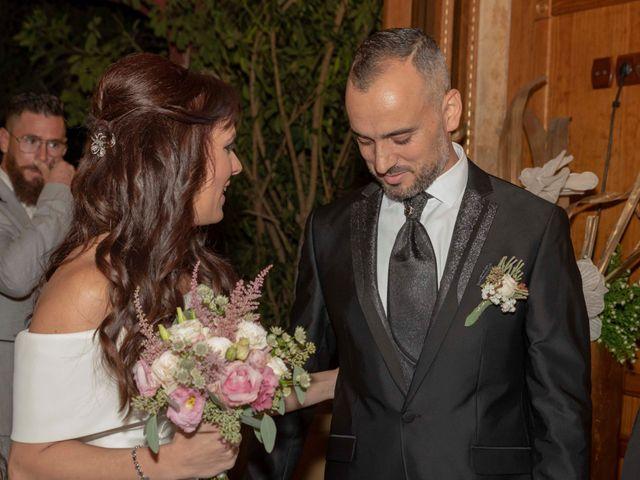 La boda de David y Ángela en Elx/elche, Alicante 20