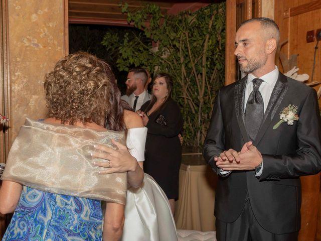 La boda de David y Ángela en Elx/elche, Alicante 22