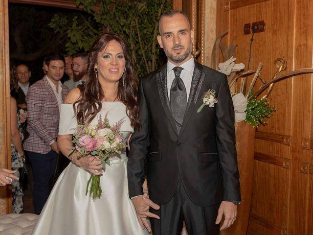 La boda de David y Ángela en Elx/elche, Alicante 23