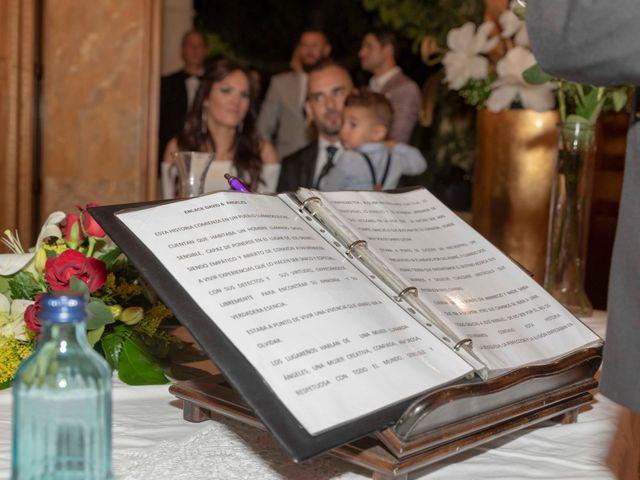 La boda de David y Ángela en Elx/elche, Alicante 24