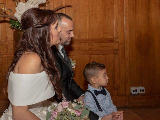 La boda de David y Ángela en Elx/elche, Alicante 26