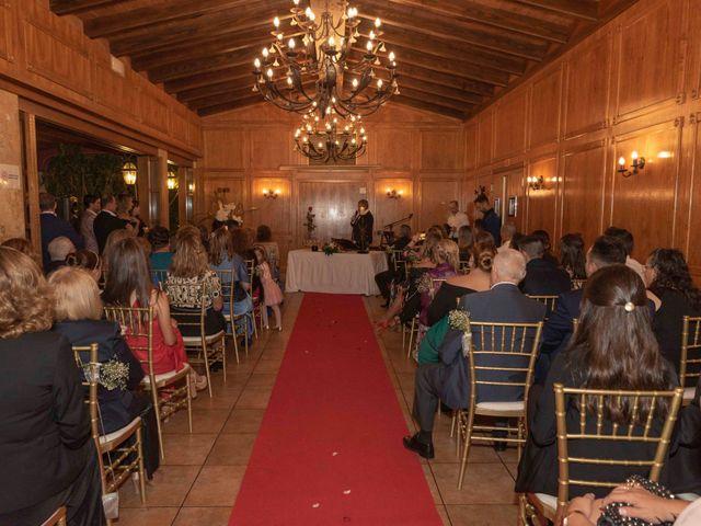 La boda de David y Ángela en Elx/elche, Alicante 27