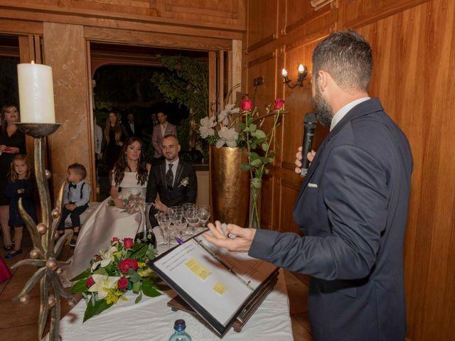 La boda de David y Ángela en Elx/elche, Alicante 28