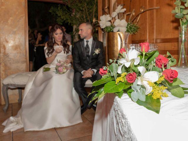 La boda de David y Ángela en Elx/elche, Alicante 35