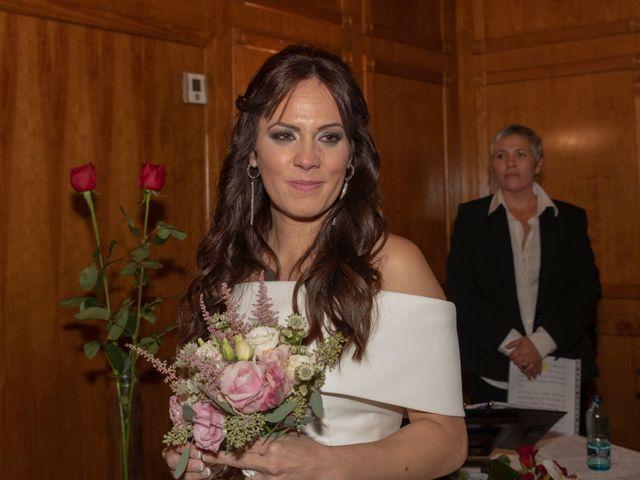 La boda de David y Ángela en Elx/elche, Alicante 39