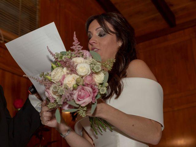 La boda de David y Ángela en Elx/elche, Alicante 40