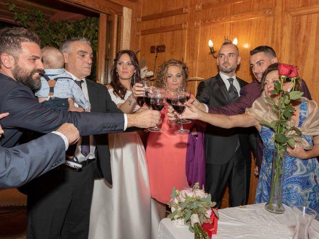 La boda de David y Ángela en Elx/elche, Alicante 43