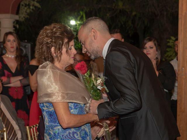 La boda de David y Ángela en Elx/elche, Alicante 44