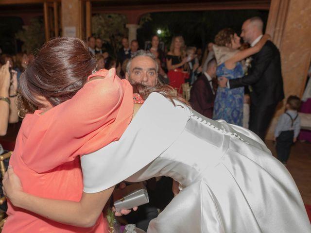 La boda de David y Ángela en Elx/elche, Alicante 45