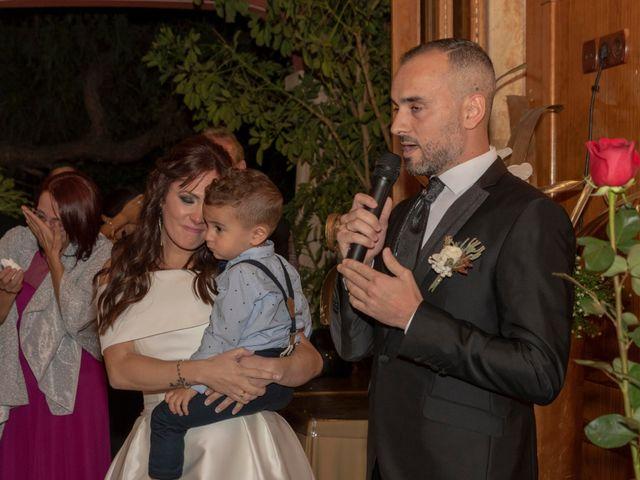 La boda de David y Ángela en Elx/elche, Alicante 48