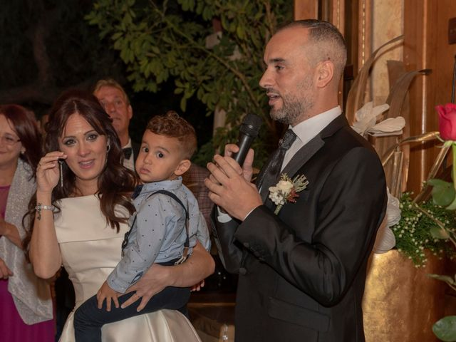 La boda de David y Ángela en Elx/elche, Alicante 49