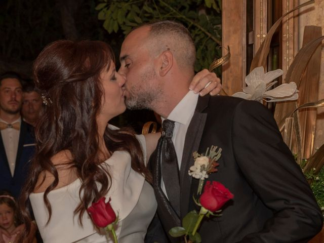 La boda de David y Ángela en Elx/elche, Alicante 50