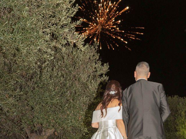 La boda de David y Ángela en Elx/elche, Alicante 51