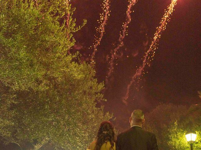 La boda de David y Ángela en Elx/elche, Alicante 52