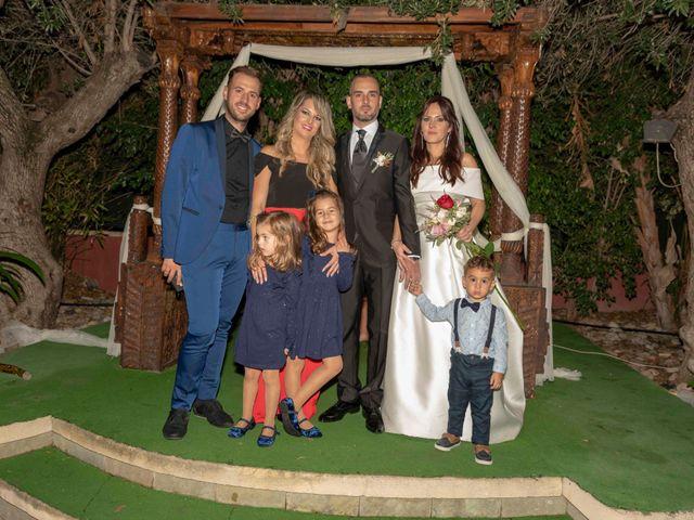 La boda de David y Ángela en Elx/elche, Alicante 56