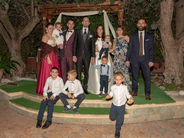 La boda de David y Ángela en Elx/elche, Alicante 57