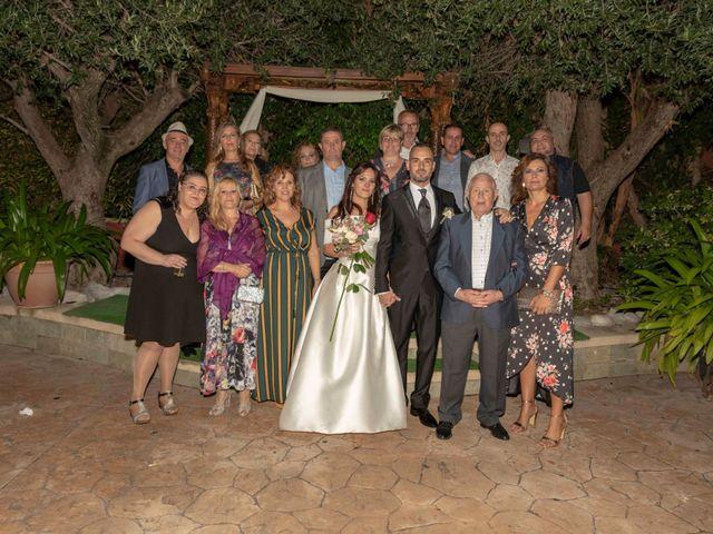 La boda de David y Ángela en Elx/elche, Alicante 58