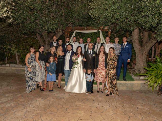 La boda de David y Ángela en Elx/elche, Alicante 59