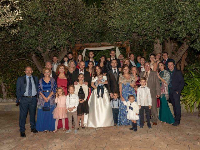 La boda de David y Ángela en Elx/elche, Alicante 60