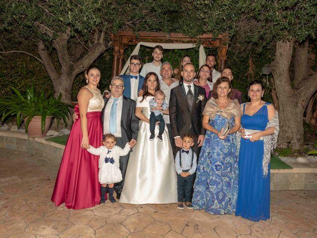 La boda de David y Ángela en Elx/elche, Alicante 61