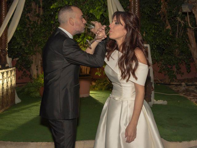 La boda de David y Ángela en Elx/elche, Alicante 62