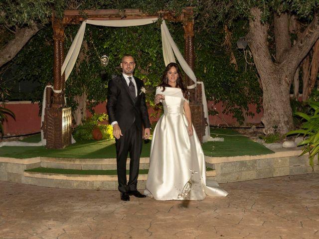 La boda de David y Ángela en Elx/elche, Alicante 63