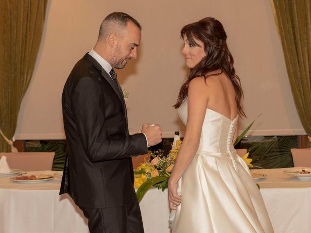 La boda de David y Ángela en Elx/elche, Alicante 65