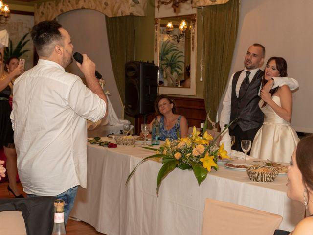 La boda de David y Ángela en Elx/elche, Alicante 70