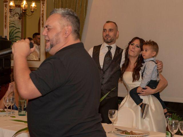 La boda de David y Ángela en Elx/elche, Alicante 75