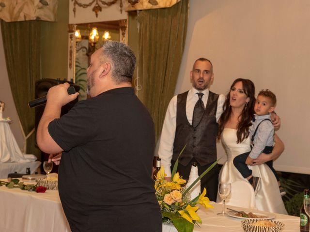 La boda de David y Ángela en Elx/elche, Alicante 76