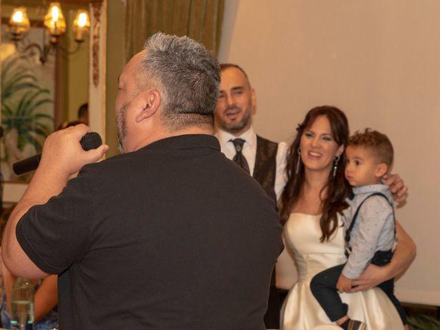 La boda de David y Ángela en Elx/elche, Alicante 77