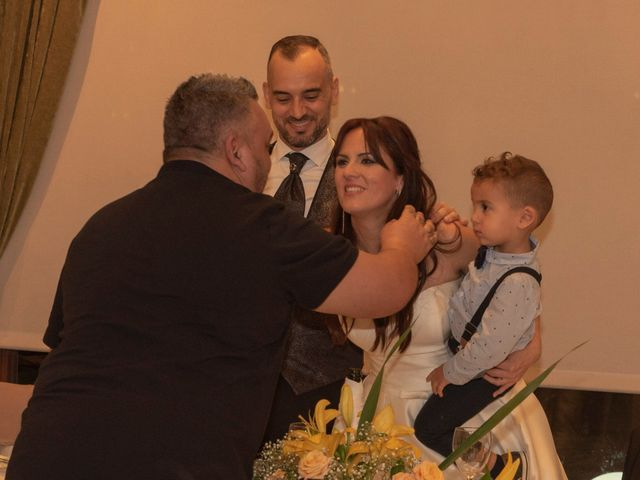 La boda de David y Ángela en Elx/elche, Alicante 78