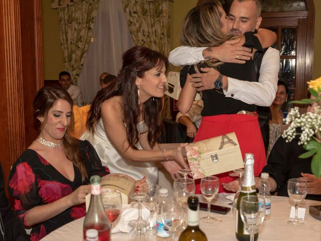 La boda de David y Ángela en Elx/elche, Alicante 79
