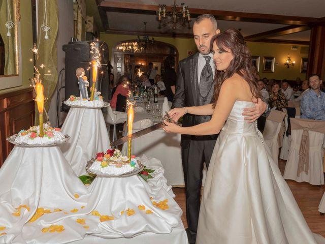 La boda de David y Ángela en Elx/elche, Alicante 83