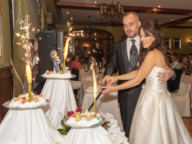 La boda de David y Ángela en Elx/elche, Alicante 85