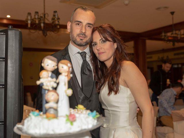 La boda de David y Ángela en Elx/elche, Alicante 86
