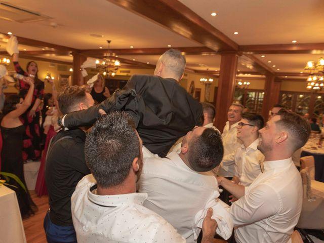 La boda de David y Ángela en Elx/elche, Alicante 87